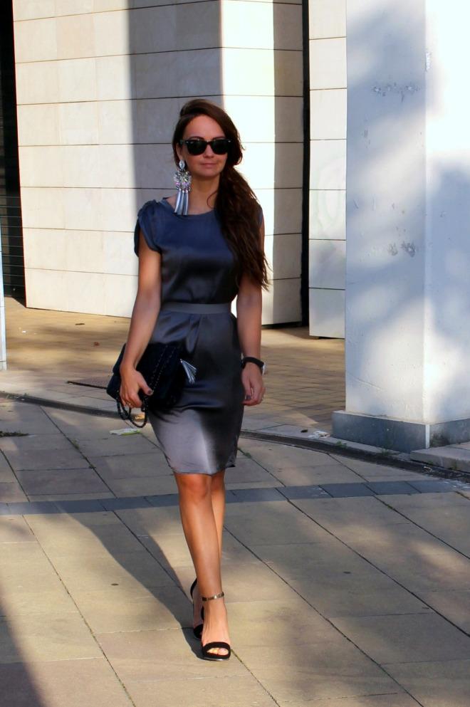 """Fashioncircuz by Jenny img_2931 STATEMENT-OHRRINGE ZUM KLEINEN """"GRAUEN"""""""