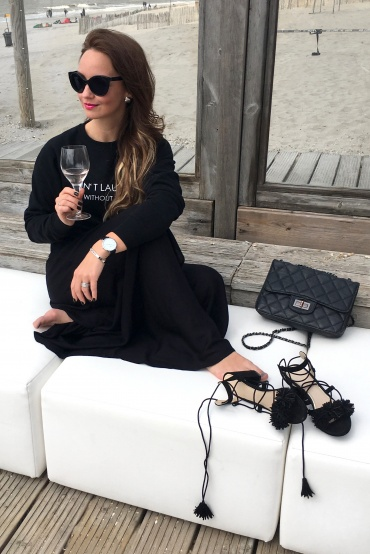 Fashioncircuz by Jenny fashioncircuz-beach-370x554 #ALLBLACK DURCH AMSTERDAM