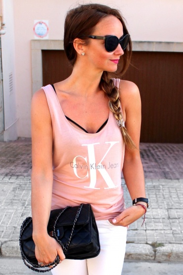 Fashioncircuz by Jenny mallorca-look-blogger1-370x556 CITY STYLE - IN CALVIN KLEIN DURCH MALLORCA