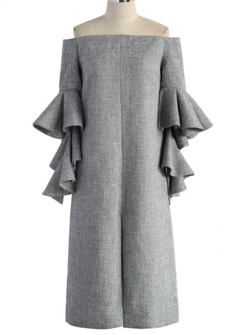 Fashioncircuz by Jenny CLASSY-COOL-IN-LOVE-WITH-MY-GREY-DRESS CLASSY & COOL - IN LOVE WITH MY GREY DRESS
