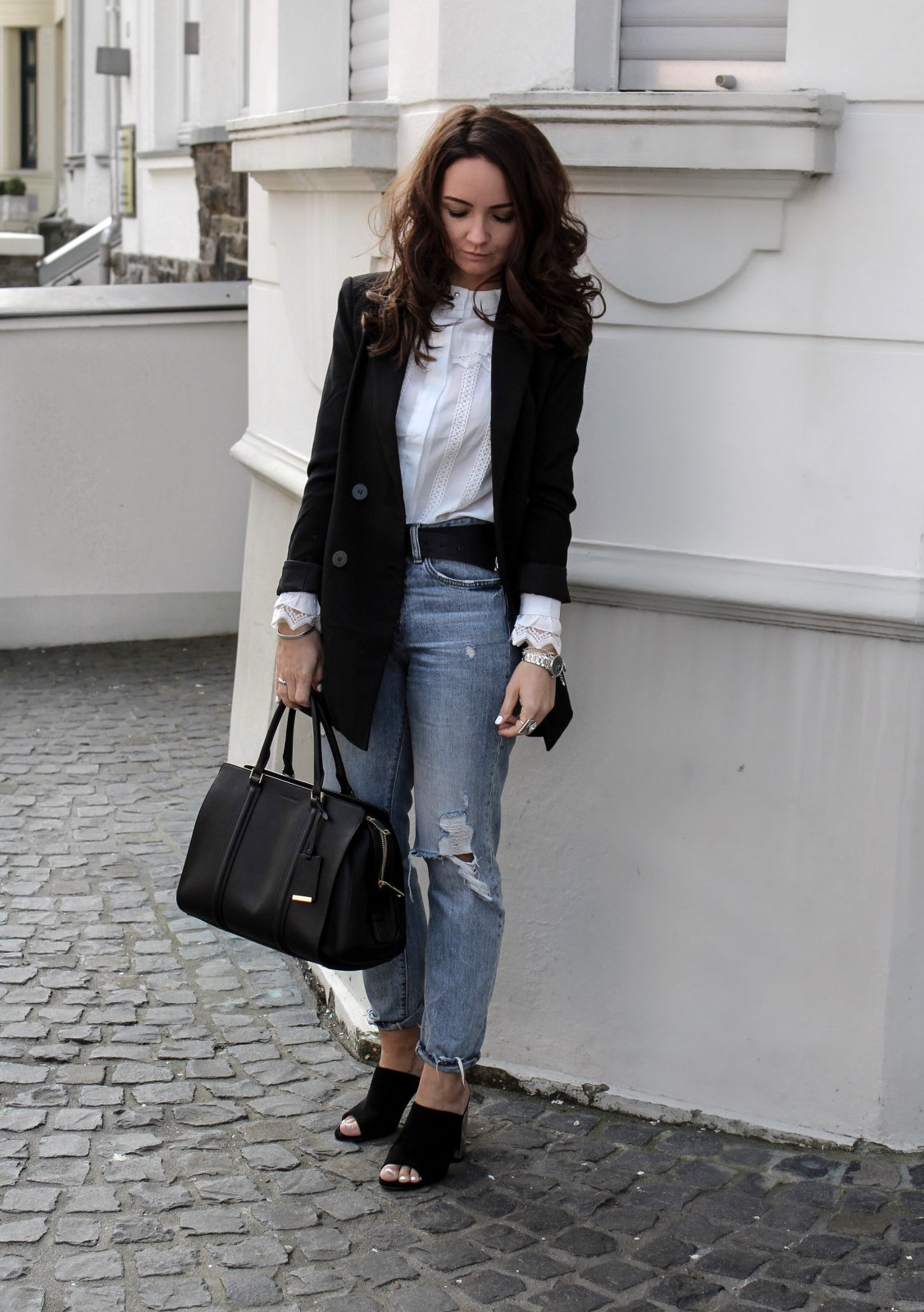 Fashioncircuz by Jenny Fashioncircuz_Blog_Chicwish_Asos_Hugoboss_look-1127x1600 OUTFIT | CASUAL MOM JEANS FÜRS BÜRO