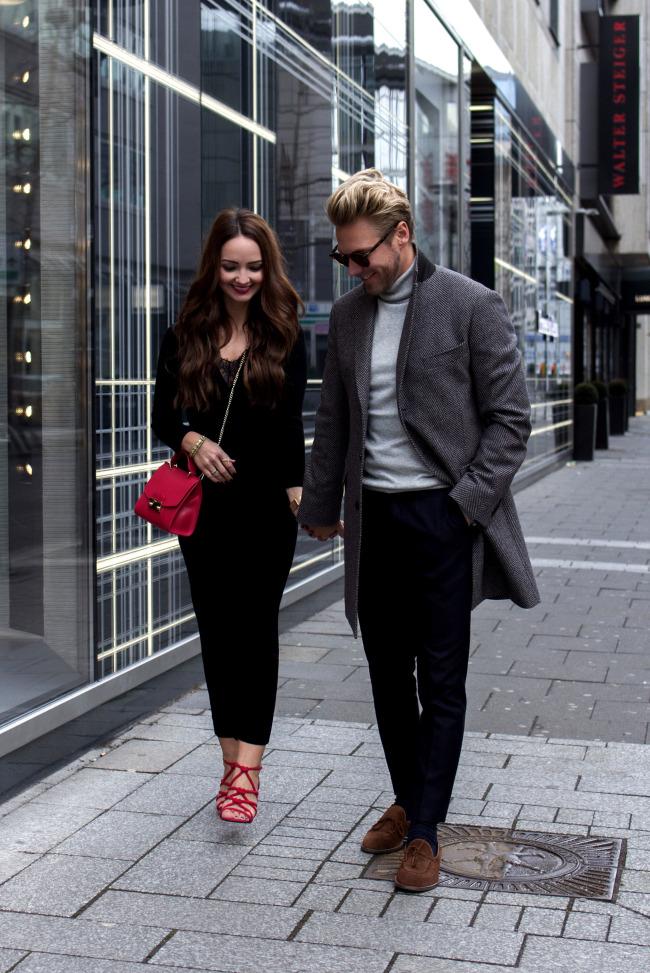 Fashioncircuz by Jenny wertheim-village-couple1 AUF DER SUCHE NACH VALENTINES PIECES? WIR WURDEN FÜNDIG IM WERTHEIM VILLAGE